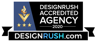 Design Rush Accredited Badge - 2020